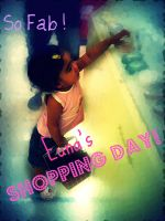 Shopping baby by Emosummer