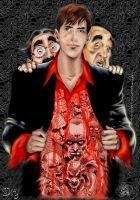 Colorize: Dylan Dog by Dry89