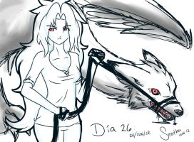Daily Doodle Challenge 26 by Seatha
