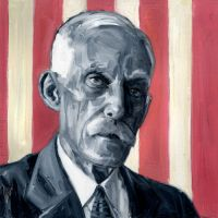 Andrew Mellon by carts