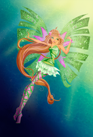 Sirenix Flora by LordSofus