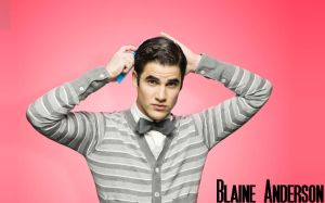 blaine season 3b by QuacKee