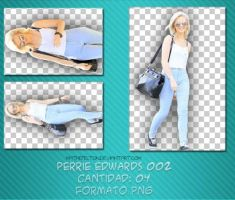 PNG Perrie Edwards 002 by KatheFelton