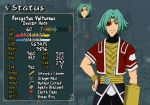 ToS: Forcystus Profile by emif