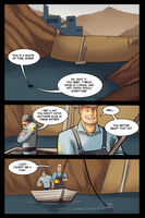 Fishing Break page 1 by Py-Bun