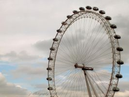 Eye Of London by itsinthesoul