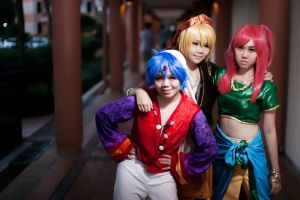 Cosfest X.2 - Magi II by itsmejunko