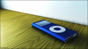 IPod Nano 2G by ValdesBG