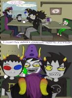 Homestuck:  Cod Piece by krazorspoon