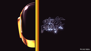 Daft Punk wallpaper - Guy by Browniehooves