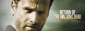 Return of The Walking Dead - Facebook Cover Photo by enveedesigns