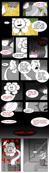 Frisk and Chara - Ch 4: Pg 2 by ArtisticAnimal101