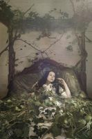 the incurable sleep by AndreaHaesler