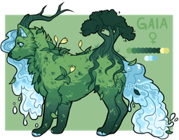 Gaia Ref by foreign-potato