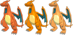 Charizard Toon by LordOfDragons