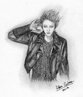 Jae Joong by Ririneko-chan