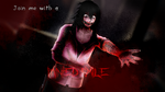 {MMD+Speedart} Join Me With A Painted Smile by myteddygosmo