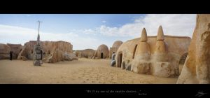 Mos Eisley Spaceport Tunisia 2 by crimsonsun1902