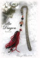 Celtic Dragon Bookmark I by ChaeyAhne
