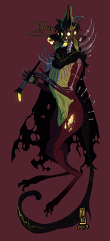Day 1: The Lich (Koschei)|auction closed by MOHNOT