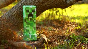 Papercraft Creeper 03 by Invincibilis