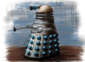 Dalek by HairyDalek
