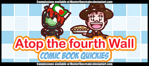 AT4W: Comic Book Quickies by MTC-Studios