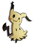 It's Mimikyu! by sweets-nokami