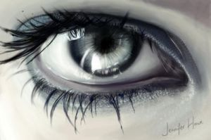 Eye by Jenycide