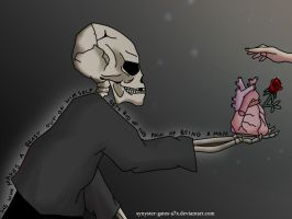 Beauty Beast contest entry by synyster-gates-A7X