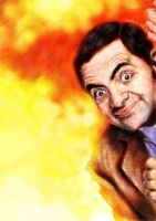 Mr Bean by Marcus86