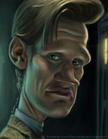 Doctor Who (Matt Smith) by Jubhubmubfub