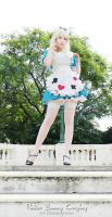 New Girl In The Kingdom   Alice In Wonderland by Pinkie-Bunny-Cosplay