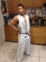 Ryu WIP by ShinrajunkieCosplay