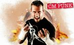 wwe CM punk wall 2 by Gogeta126