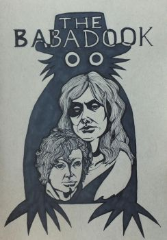 Babadook by TreatedAsThis