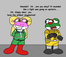 She WILL Get Her Slippy... by Gathion