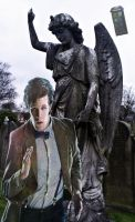 Weeping Angel. by 3moFairee2007
