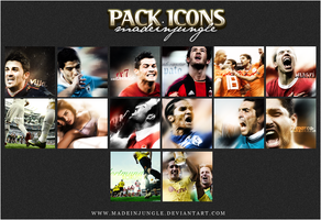 Pack Icons Madeinjungle II by madeinjungle