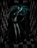 Black Rock Shooter by Tundral
