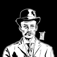 Albert Fish - Ink by The-Real-NComics