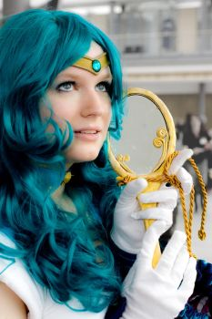 Sailor Moon - Sailor Neptun 1 by Andy-K