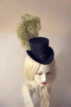 Absinthe Mini Top hat by apatico