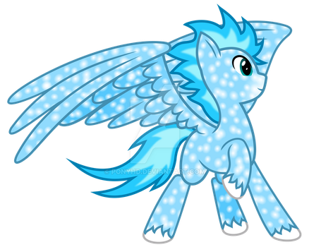 OC Request: Frostwings - ft. giannpp by PonyHD