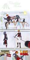 Clothing Meme with Lavi and Lenalee by Idonthaveanynickname