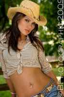 Cowgirl Crystal by BPhotographic