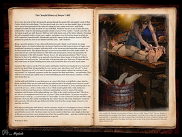 Rust ~ The Cheerful History of Sawyer's Mill by CeeAyBee