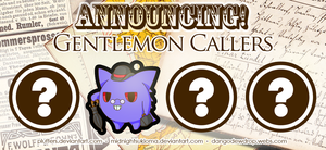 New Gentlemon: Gengar by Pluffers