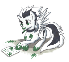 Silver Commission by LankySandwich