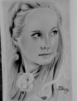 Caroline Forbes by LillaMy89